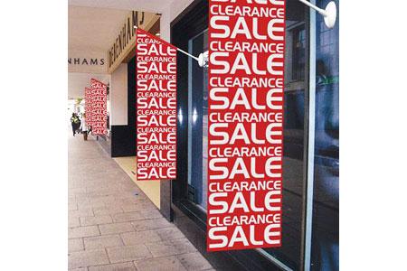 Shopfront NoScrewz banners