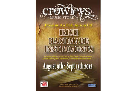 Crowleys Music Poster