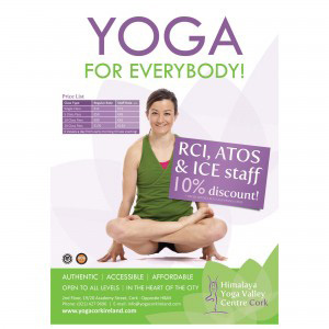 Yoga Valley Poster