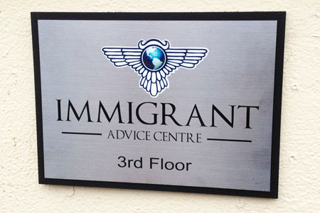 Immigrant Advice Centre