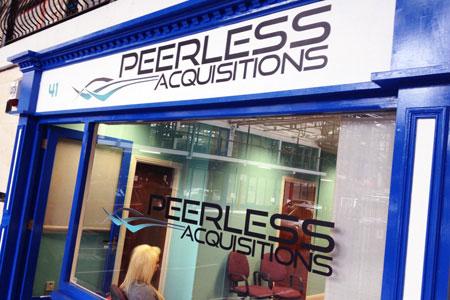 Peerless Acquisitions vinyl