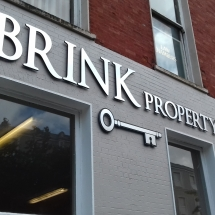 Brink Property - By Cork Signs