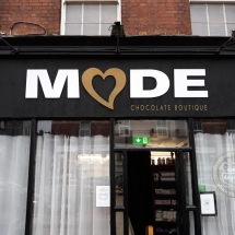 Mode Chocolate Boutique - By Cork Signs