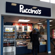 Puccino's - By Cork Signs