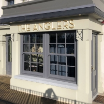 The Anglers - By Cork Signs